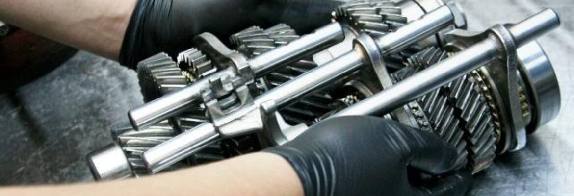 All Gear Transmission & Differential